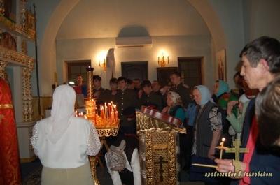 Пасха – Успенский храм 2010