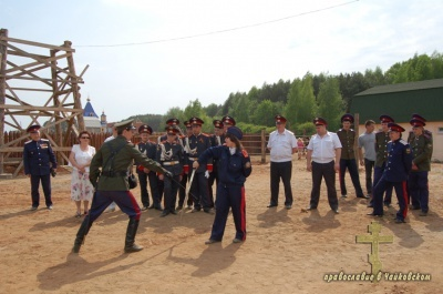 Визит курсантов – май 2010