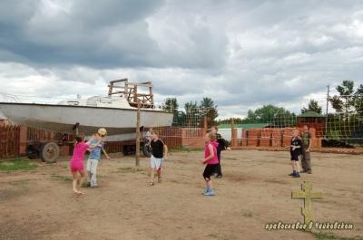 Летний лагерь – 2010