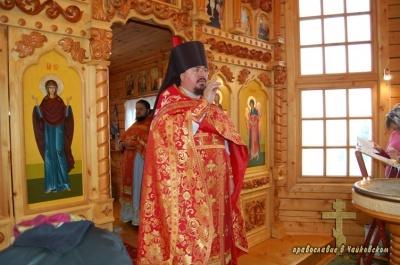 Престольный праздник д.Карша - 2010