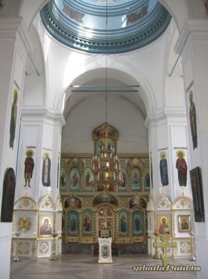 Петропавловский храм с.Елово