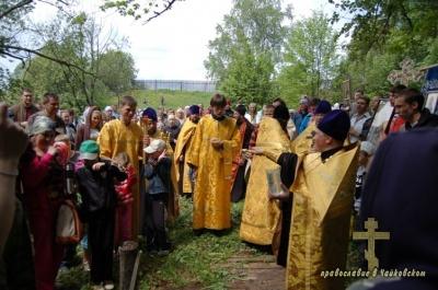 Крестный ход - 2011