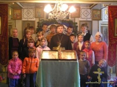 храм Рождества Пресвятой Богородицы с.Фоки 2006-2009-10