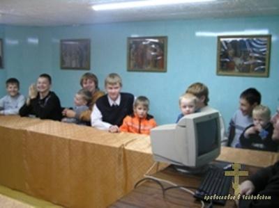 храм Рождества Пресвятой Богородицы с.Фоки 2006-2009-11
