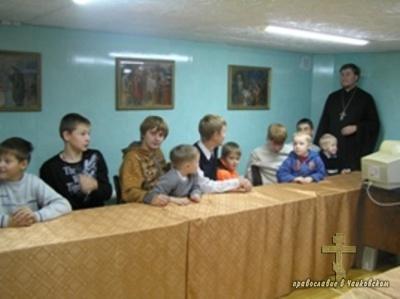 храм Рождества Пресвятой Богородицы с.Фоки 2006-2009-12