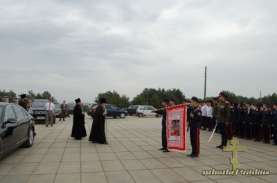 Первый Архипастырский визит – май 2010