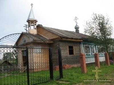 храм Рождества Пресвятой Богородицы с.Фоки 2006-2009-2