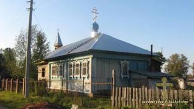 храм Рождества Пресвятой Богородицы с.Фоки 2006-2009-3