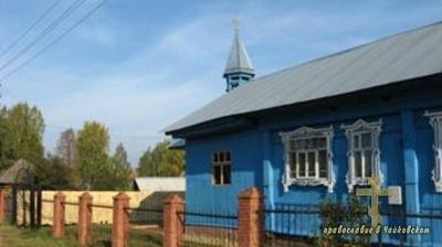 храм Рождества Пресвятой Богородицы с.Фоки 2006-2009-4