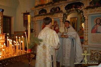 Рождество Христово 2011г.